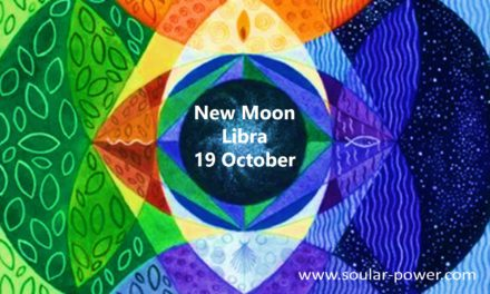 New Moon October 19th in Libra – Speak your Truth with Love | Youtube