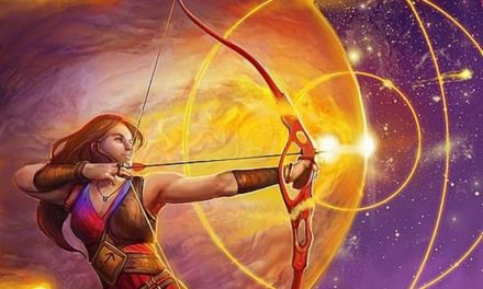New Moon 18 December, Solstice 21st December – Ready, Aim & FIRE!