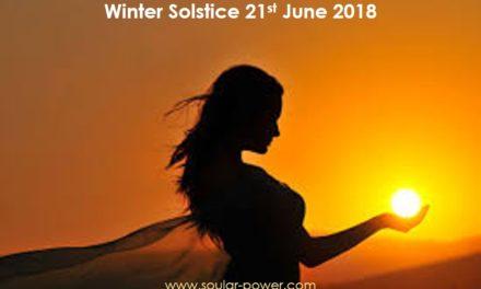 WINTER SOLSTICE 21ST JUNE